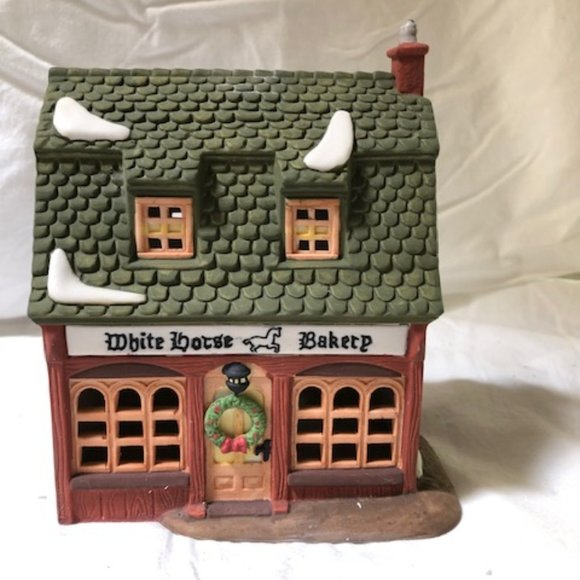 Department 56 Other - Department 56 Dickens' Village Merchant Shops - 5